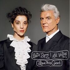 DAVID BYRNE/ ST VINCENT - LOVE THIS GIANT NEW VINYL RECORD