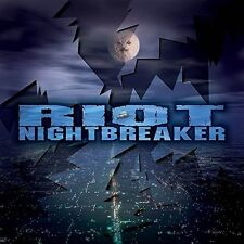 Riot, The Riot - Nightbreaker [New CD] Holland - Import