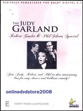 JUDY GARLAND - Robert Goulet & Phil Silvers TV Show Special - DVD (NEW SEALED)
