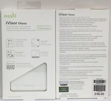 Moshi iVisor Glass Screen Protector for Samsung Galaxy Note 4 - Clear White