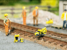 NOCH Rail Maintenance Works Set 3D Minis HO Gauge 13640