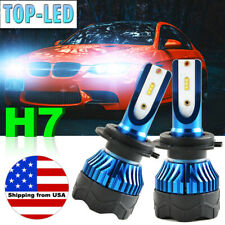 H7 LED 8000LM Headlight Conversion Kit Hi/Lo Beam Bulbs Fog Lights 6000K White