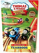 2016 YEARBOOK XXI Thomas Tank Engine Wooden Railway NEW