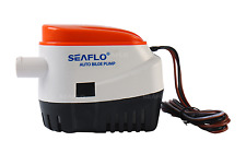 NEW Fully Automatic BILGE PUMP 750gph / 12 volt. Fully Submersible Float Switch