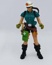 Jungle King Rescue Mission Lara Croft KO Chap Mei Loose Figure