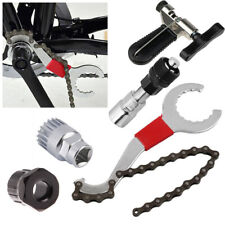 MTB Fahrradkette Bike Kurbel Achse Extractor Entfernung Reparatur Toolkit