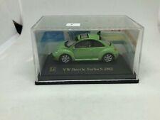 CARARAMA 1:72 VW BEETLE TURBO S 2002