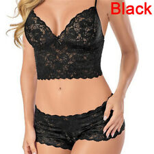 Sexy Lingerie Erotic Lace Babydoll Open Bra Underwear Sexy Costumes Plus Size EB