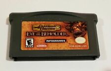 Dungeons & Dragons: Eye of the Beholder (Nintendo Game Boy Advance, 2002)