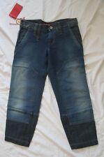 Original jeans pantacourt  MISS SIXTY bleu  taille 30 US 40FR  neuf