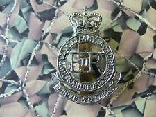 Royal Military Academy Sandhurst Cap Badge Queens Crown RMAS