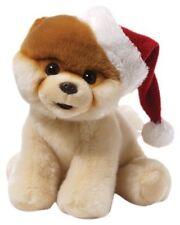 PLUSH SOFT TOY GUND CHRISTMAS BOO SANTA HAT The World's Cutest Dog Pomeranian 23