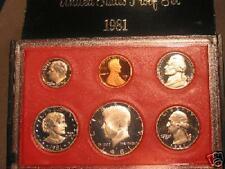 1981 Us Mint-Proof Set>Stunning Cameos>Orig Gov Pkg