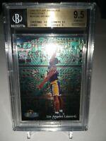 💎1998-99 Flair Showcase TAKEIT2.NET 0145/1000 (BGS 9.5) #5 Kobe Bryant GEM MINT