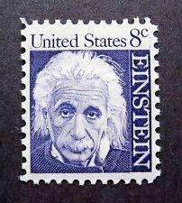 Sc # 1285 ~ 8 cent Albert Einstein Issue (bi23)