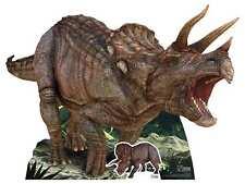 Dinosaurio Triceratops Natural History Museum Silueta de cartón/Vertical/