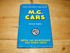 The Pearson's Book of the MG-All Models from 1934 (Dated 1960).