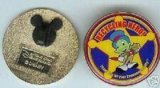 Disney Jiminy Cricket Recycling Hero Hong Kong Disneyland pin