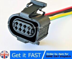 8 Pin Plug Repair Connector Throttle Body Position Sensor for VAG VW Audi Seat