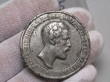 1866 Stockholm Exhibition Medal. Scandinavia; Sweden, Norway, Denmark & Finland