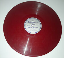 MAC MORGAN 78 RPM RED  # 213 SILVERTONE A PERFECT DAY & HOME ON THE RANGE R