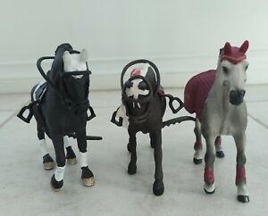 Schleich show horses