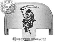 Rear Slide Plate for Smith Wesson S&W SD9 SD40 VE 9mm 40SL Grim Reaper 4