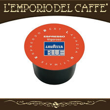 Lavazza Blue Blu Ultimate Best Espresso Vigoroso 9,5 Grammi 200 Capsule Cialde