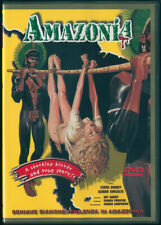 Amazonia (1985) - aka White Slave - Pal Dvd - Ships First Class with Tracking