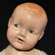 Vintage Doll Ideal In&Tc Usa Sleepy Tin Litho Eyes Side Glancing Priority Mail