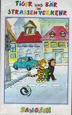 Janosch, Tiger und Bär im Strassenverkehr, VHS Video-Cassette, Jünger 2009, OVP