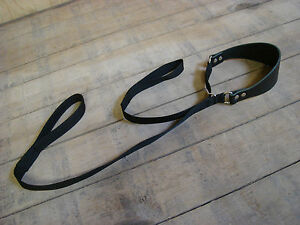 SL25 Quick Release Slip Lead/Collar Lurcher/Greyhound Lamping/Simulated Coursing
