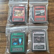 Star Wars CCG - Lot of 400 Random Commons & Uncommons - Premiere to Tatooine