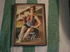 Gin Miller - Simply Step Classic Moves - Cardio Endurance (DVD, 2004)