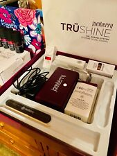 Jamberry TruShine kit with 26 gel polishes