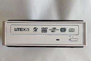 LITE-ON USB External CD/DVD Writer 22X - Blank DVDs Bonus!