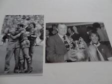 Liverpool FC LEGENDS Bob Paisley & Kenny Dalglish photographies