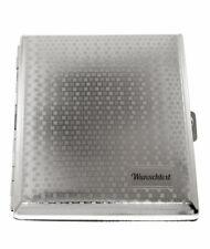 Zigarettenetui 20er Carbon-Optk Zigarettenbox Metall  kostenlose Wunschgravur