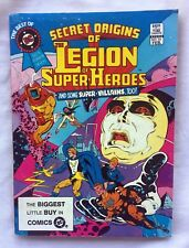 SECRET ORIGINS OF LEGION OF SUPER-HEROES  DC BLUE RIBBON DIGEST~1983 DC Comics