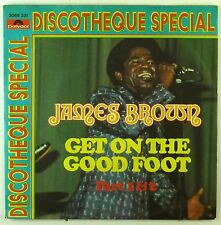 "7"" Single - James Brown - Get On The Good Foot - S2200 - washed & cleaned"