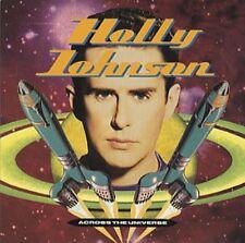 "Holly Johnson Across the Universe 2 mixes - UK 12"""