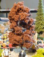 4-STÜCK Jordan Bäume LAUBBÄUME mit Fuß 11 & 18cm hoch zum SONDERPREIS       2B-2