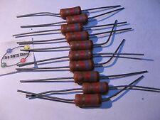 1.6K 1600 Ohm 1//8 Watt Resistor universal Pack of 20 1.6 K