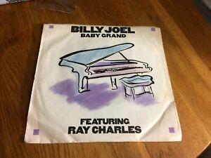 BILLY JOEL FT. RAY CHARLES BABY GRAND PS V 7 45 Ci