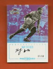 KAY FELDER - 2016-17 Preferred Unparalleled Autograph #37/50 - Cavaliers