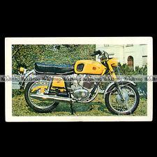 ★ GILERA 124 5V SPECIAL  ★ Moto Sprint Candy Gum Chromos Motorcycle Cards #30