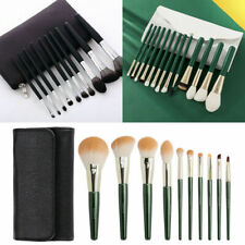 Soft Make up Brushes Set Face Blusher Powder Eyeshadow Foundation Blending