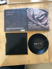 "The Pigeon Detectives - 7"" Vinyl - This Is An Emergency - Used"