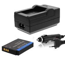 Akku + Ladegerät für Nikon Coolpix S6300 S640 S70 Cool-pix S710 S8000 800mAh