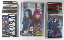 LOS DESCENDIENTES 2 - ALBUM ARCHIVADOR + 108 PHOTOCARDS - COMPLETO - PANINI
